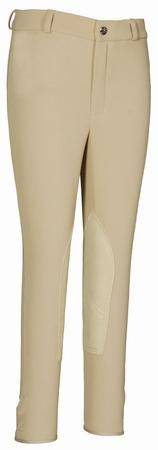 TuffRider Kids Ribb Knee Patch Breech