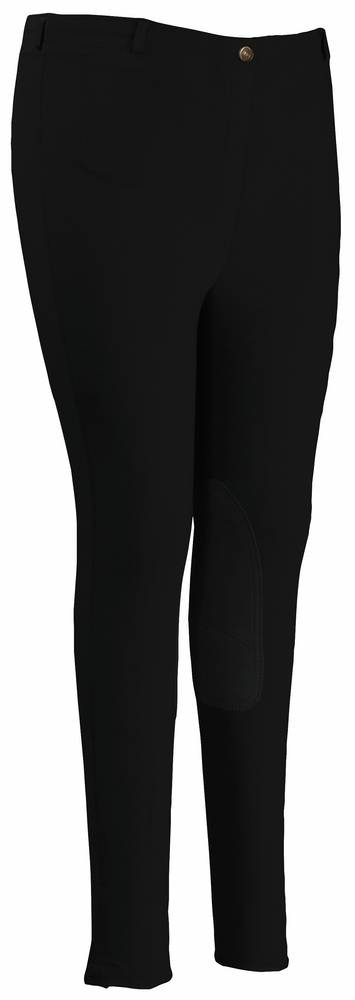 TuffRider Cotton Pull On Ladies Extra Breeches