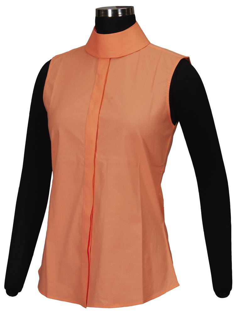 TuffRider Elegance Ladies Sleeveless Show Shirt