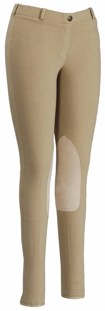 TuffRider Ladies Starter Lowrise Pull On Breech
