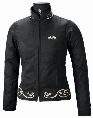 Equine Couture Valencia Suede Jacket