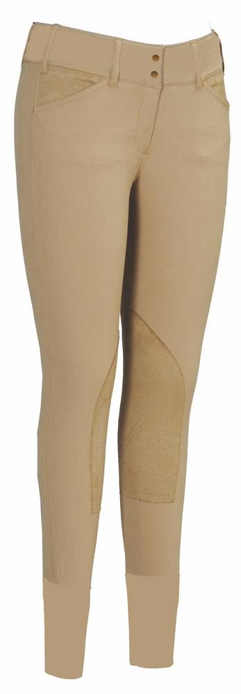 Equine Couture Kids Sportif Breeches With CS2 Bottom
