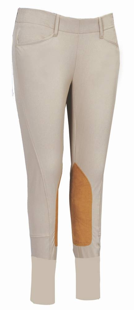 Equine Couture Kids Champion Side Zip Breech