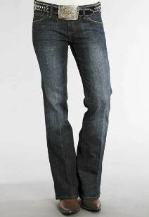 Stetson Ladies Classic Bootcut Jeans