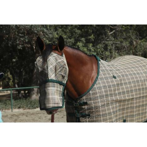 Kensington Signature Fly Mask with Removable Nose Piece