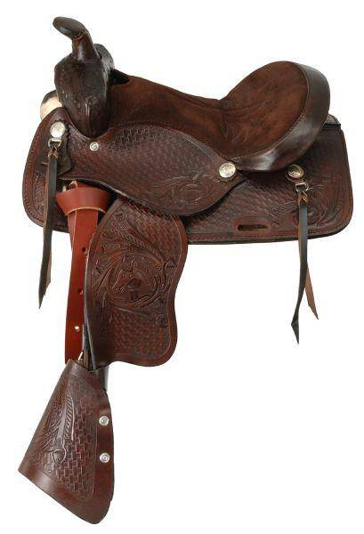 King Series Classic Pony Saddle