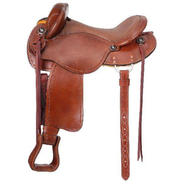 Brisbane Trail Saddle without Horn