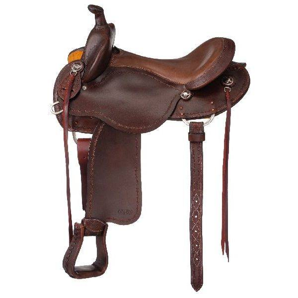 Brisbane Trail Saddle with Horn