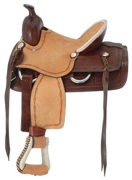 King Series Arcadia Youth Saddle