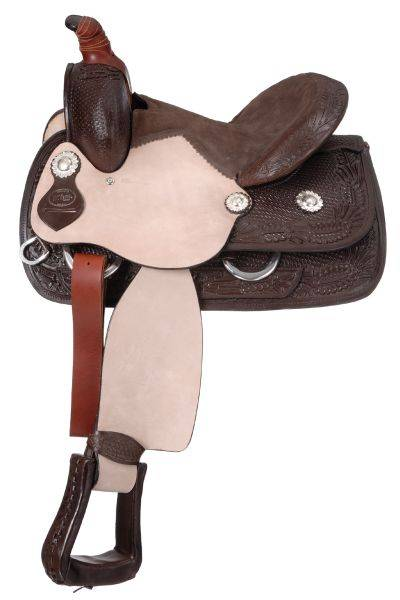 King Series Allen Roper Pony Saddle