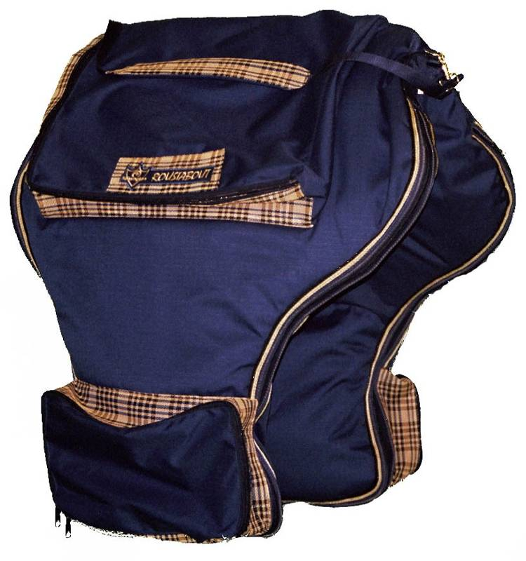 Kensington Roustabout Western Saddle Carrying Bag