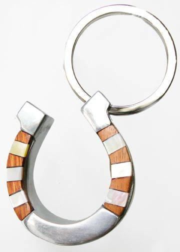 LILO Lucky Horse Shoe Key Ring