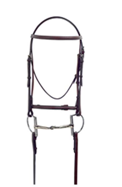 Masters Squared Raised Bridle