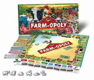 FARM-OPOLY: The Board Game - Down on the Farm