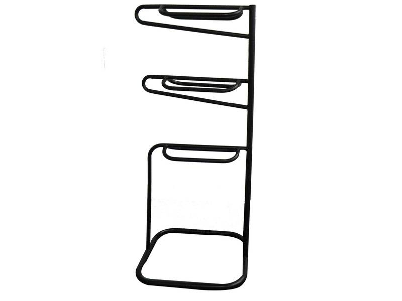 Lightweight 3-Tier Saddle Rack