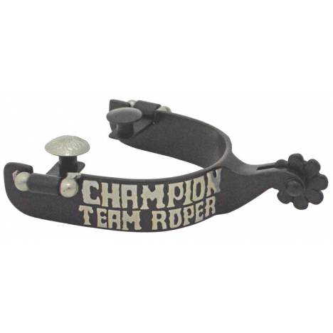 Metalab Santa Fe Team Roping Trophy Spur
