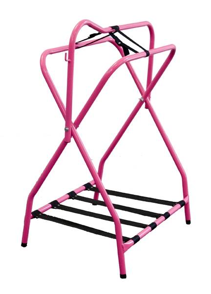 Partrade Collapsible Saddle Rack