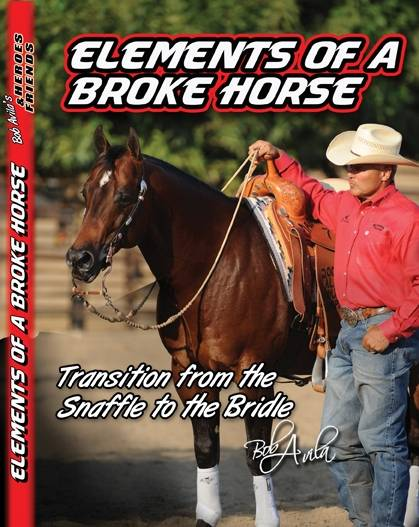 Professionals Choice Elements of a Broke Horse DVD