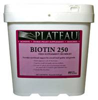 AniMed Plateau Biotin 250 Crumblet