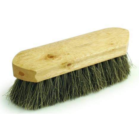 Pepper Grey Tampico Mix Body Grooming Brush