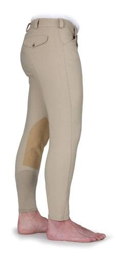 Shires Men's Knee Patch Breeches