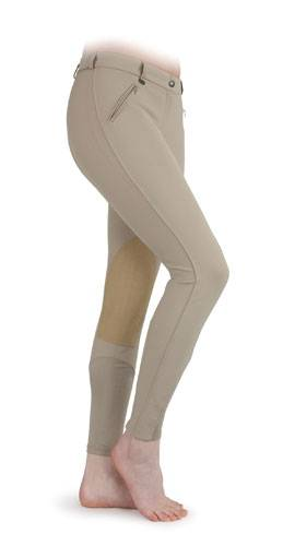 Ladies Self Seat Breeches