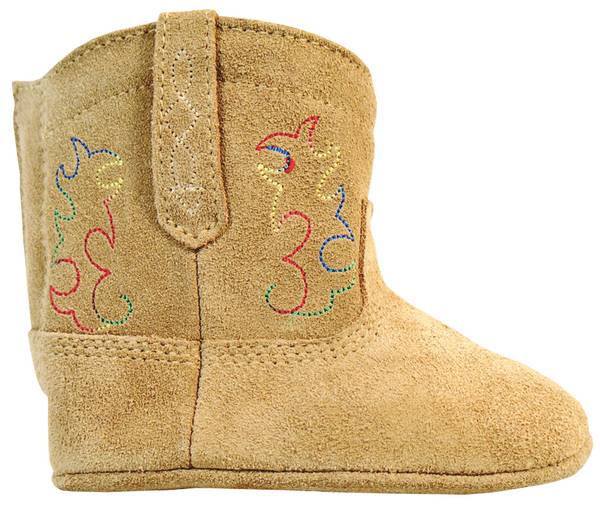 Smoky Mountain Baby Doe Western Infant Boot