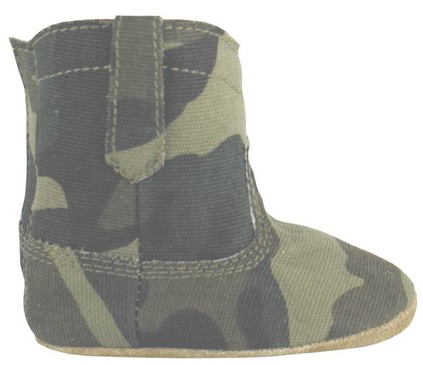 Smoky Mountain Baby Doe Infant Boot - Camoflauge