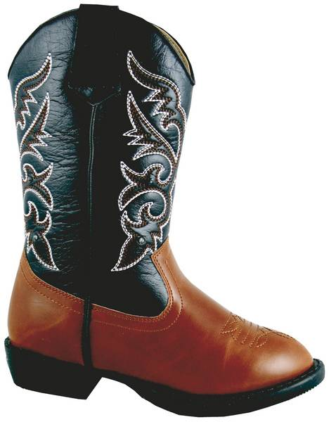Smoky Mountain Toddler Austin Lights Western Boot