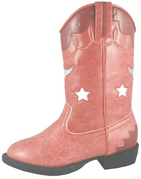 Smoky Mountain Kids Austin Lights Boot - Stars