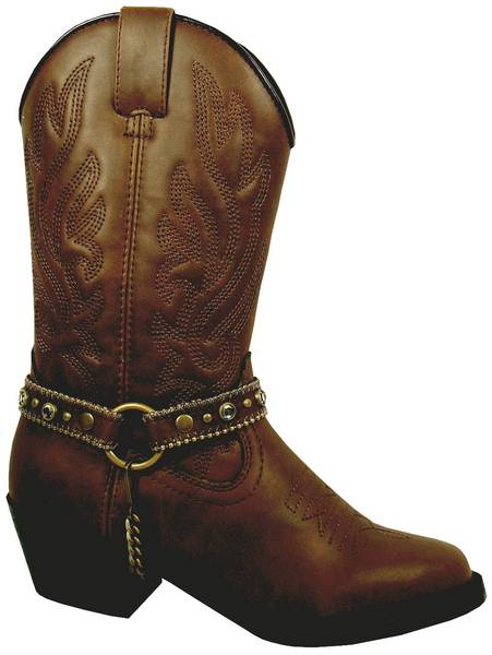 Smoky Mountain Youth Charleston Western Boot