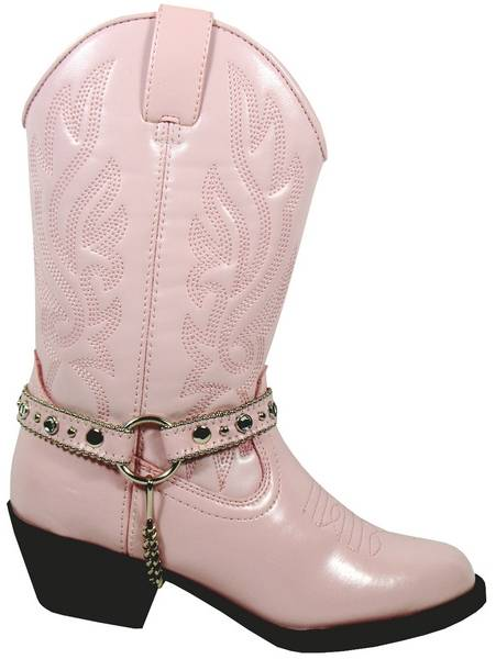 Smoky Mountain Kids Charleston Western Boot