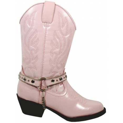 Smoky Mountain Toddler Charleston Western Boot