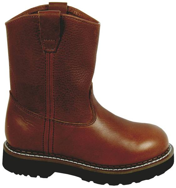 Smoky Mountain Kids Jackson Leather Wellington Boot