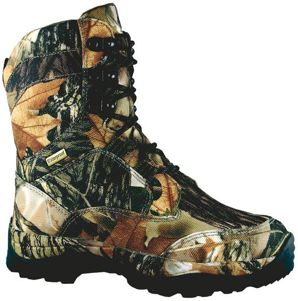 Smoky Mountain Youth Hunter Waterproof Lace-Up Boots