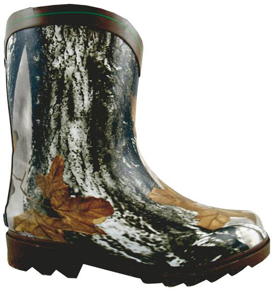 Smoky Mountain Kids Muddy River Rubber Boot