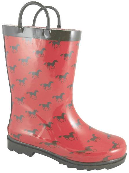 Smoky Mountain Kids Ponies Rubber Boots