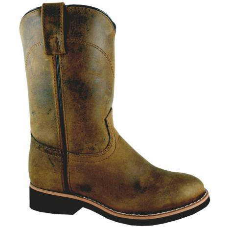 Smoky Mountain Youth Muskogee Crepe Sole Boot