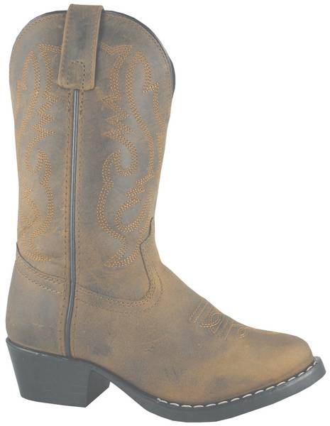 Smoky Mountain Toddler Denver Leather Western Boot