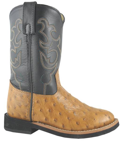 Smoky Mountain Youth Shawnee Crepe Sole Boot