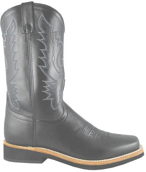 Smoky Mountain Men's Judge Leather Western Boot