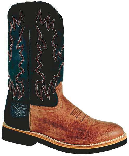 Smoky Mountain Men's Seminole Crepe Sole Boot