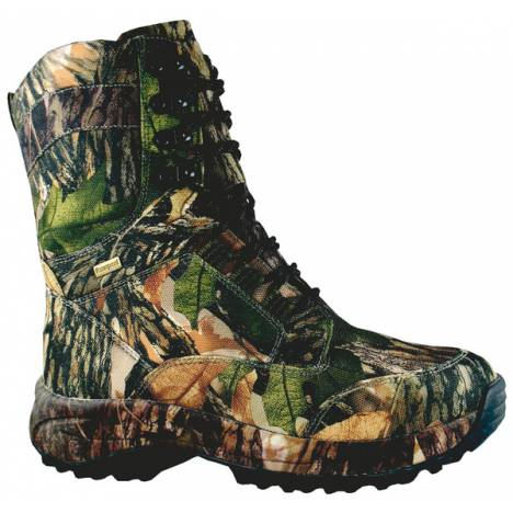 Smoky Mountain Mens Camoflauge Waterproof Insulated Lace-Up Boots