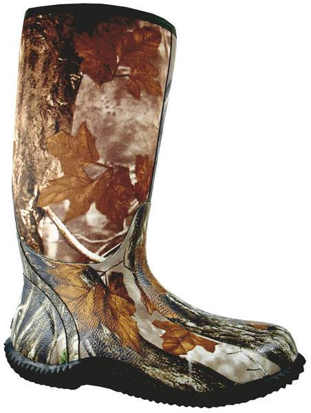 Smoky Mountain Mens Amphibian 15'' Boot - Camoflauge