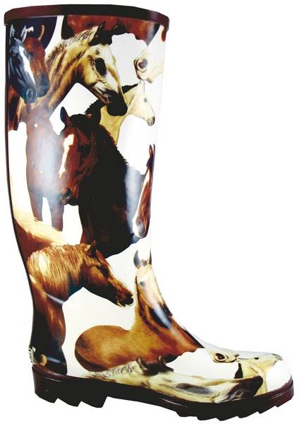 Smoky Mountain Women's Mustang Rubber Boot