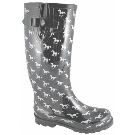 Smoky Mountain Ladies Ponies Rubber Boots