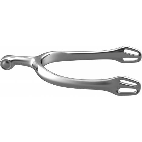 Stubben Steeltec Dynamic Dressage Spurs