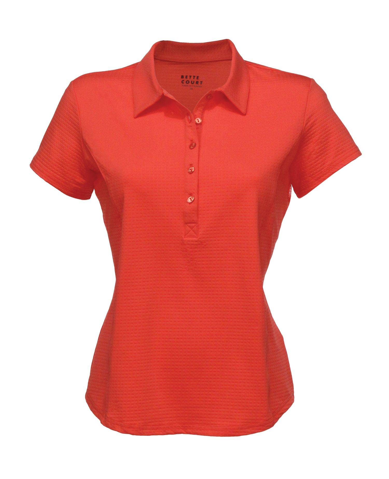 Bette & Court Cool Elements Polo - Ladies, Short Sleeve
