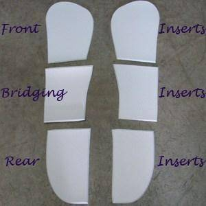 ThinLine Comfort Square Cotton Dressage Pad Inserts