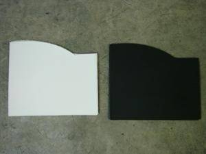 ThinLine Pro-Tech Felt Pad Inserts